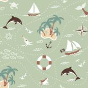 Treasure Island Olive