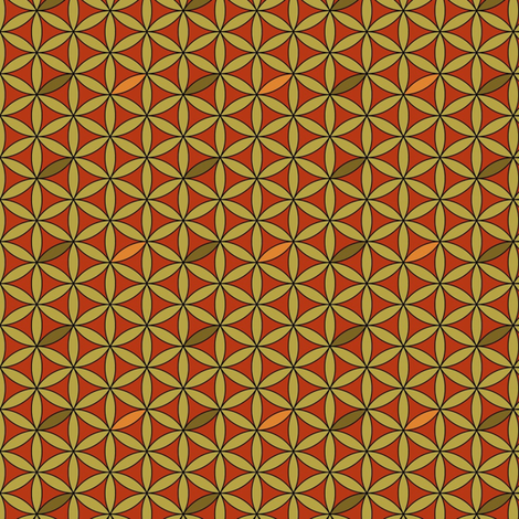 Cathedral fabric by librarysherry on Spoonflower - custom fabric