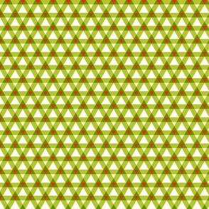 Triangulations v2  -Apple synergy palette v1