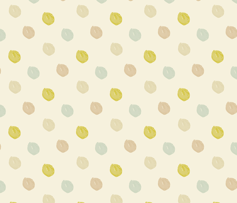 Soft Spots fabric by krista_power on Spoonflower - custom fabric