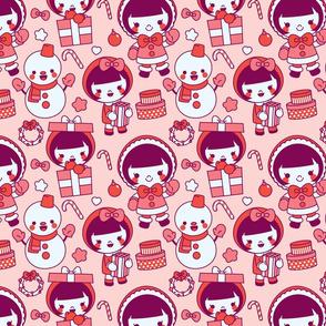 Cute Christmas Pattern