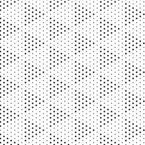 Dotted triangles