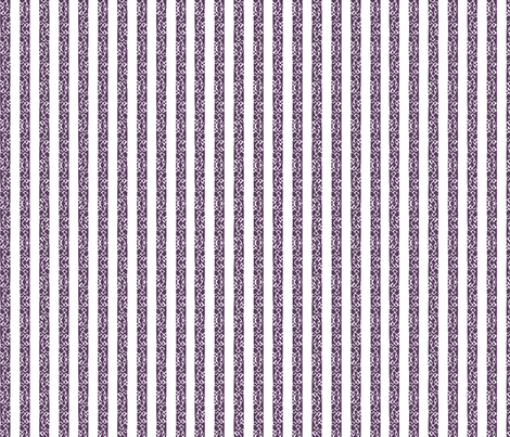 Buzz Stripe - Plum fabric by jodiebarker on Spoonflower - custom fabric