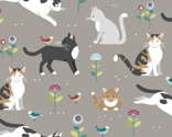 Ramended_kitty_in_beigespoonflower_thumb