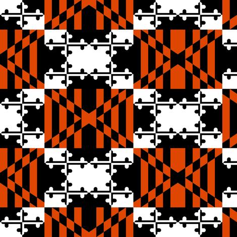 O'z Underground fabric by liamyesko on Spoonflower - custom fabric