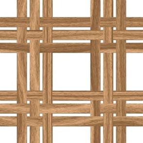 Wicker Weave ~ Ash