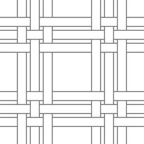 Wicker Weave ~ Graphic