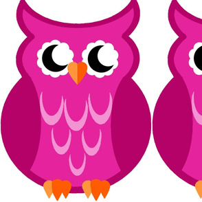 Plush_Owl_raspberry