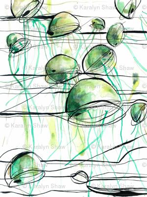 alien jellies