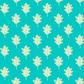 Old Oak - Bright Aquamarine