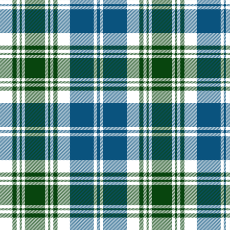 Kerr hunting dress tartan fabric by weavingmajor on Spoonflower - custom fabric