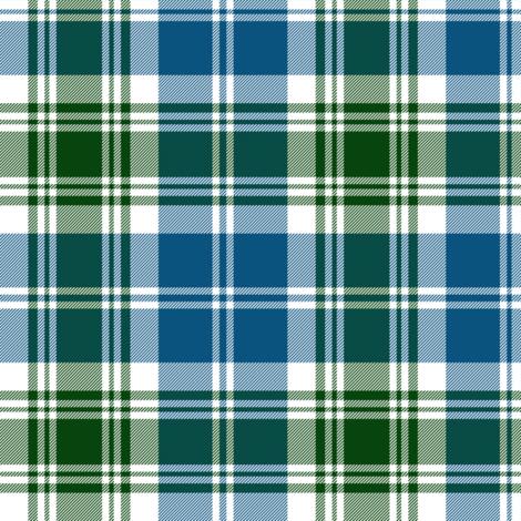 Kerr hunting dress tartan fabric by weavingmajor on Spoonflower - custom fabric