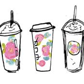 Coffee + Flowers 1