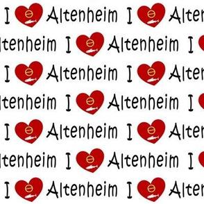I love Altenheim