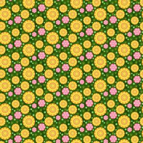 Southwest Cactus Garden_Flowers