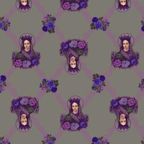 Mary Magdalene Rose purple_1