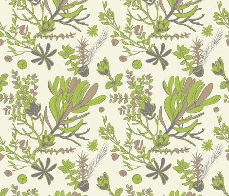 Rfloral_spoonflower_beige_shop_preview