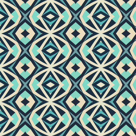 Mix #608 fabric by ornaart on Spoonflower - custom fabric