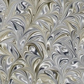 Metallic-IvorySilver-Swirl