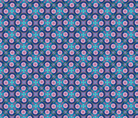 fourflow fabric by hannafate on Spoonflower - custom fabric