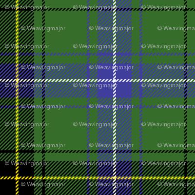 """Henderson or MacKendrick tartan, 4"""" modern"""