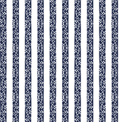Buzz Stripe - Navy