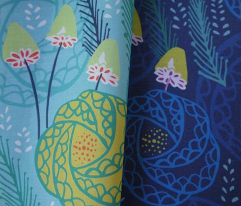 Lush - Turquoise