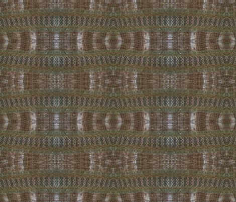 stripe green rosepath fabric by rosefiber on Spoonflower - custom fabric