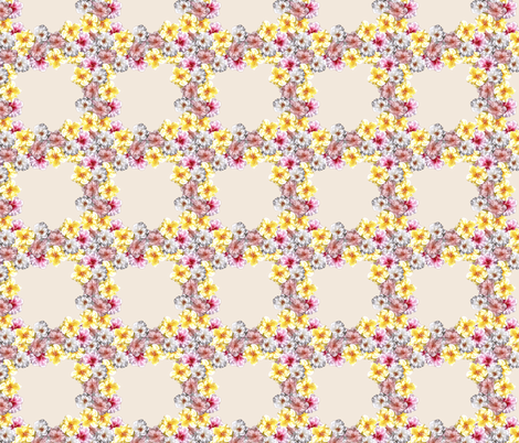 bali frame fabric by gasponce on Spoonflower - custom fabric