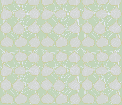 garlicdev2 fabric by snap-dragon on Spoonflower - custom fabric
