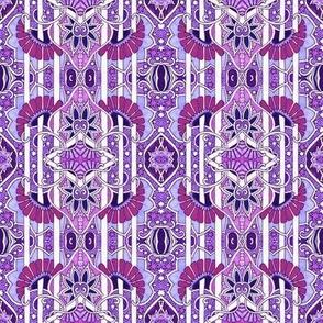Cosmic Purple Universe