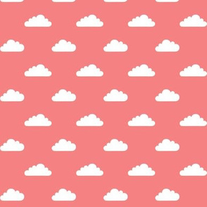 mod baby » tiny clouds on coral