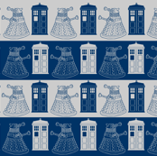Tardi and Daleks