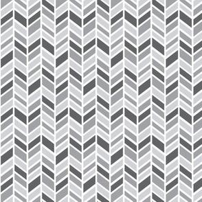 mod baby » herringbone grey