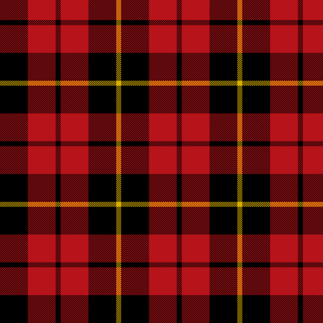 "Wallace clan tartan, 3"" fabric by weavingmajor on Spoonflower - custom fabric"