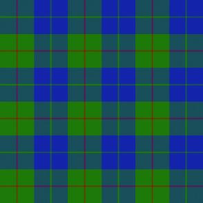 Barclay clan tartan