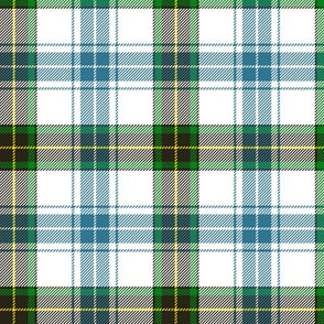"Henderson dress tartan, 4"" bright"