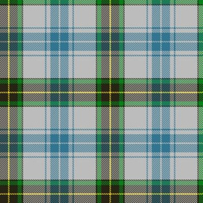 "Henderson dress tartan - 4"" grey"