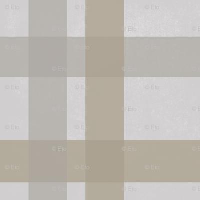 Retro Plaid - Linen
