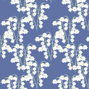 Lily of the Valley - Blue