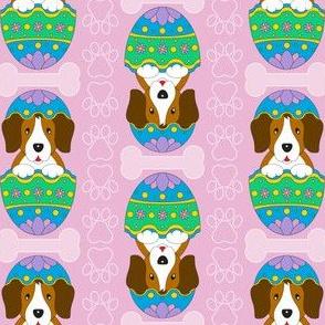 Easter Beagle (pink)