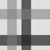 Retro Plaid Light Grey