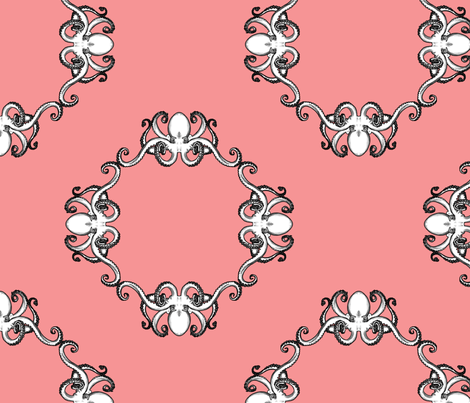 pinky fabric by theaberranteye on Spoonflower - custom fabric