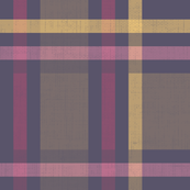 Retro Plaid - Taupe