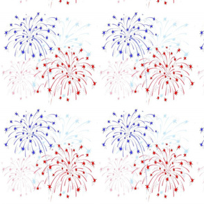 fireworks-red-blue-vector-colorful-honor-independence-white-background-41622123