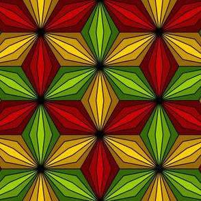 04097404 : trombus pod 3 : red + gold + green
