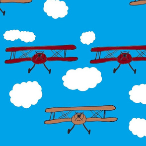 Flying_in_formation