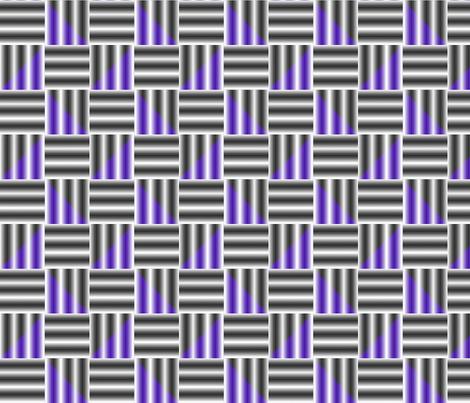 diagonal Squares fabric by bethemmott on Spoonflower - custom fabric
