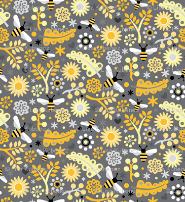 Bumbles & Blooms