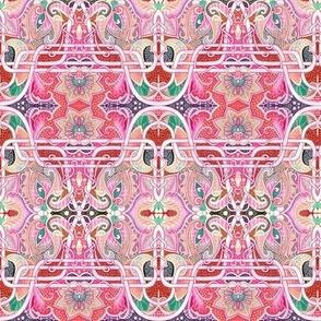 Spadeflower Pinks